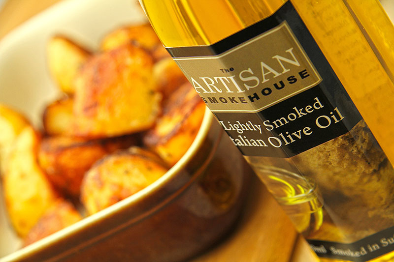 Smoked Olive Oil - The Artisan Food Trail