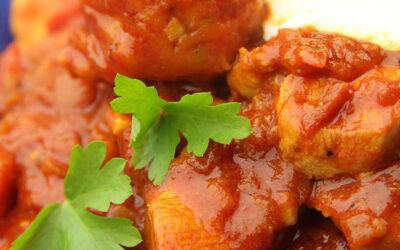 Recipe: Smoked Paprika Stew with Caraway Dumplings