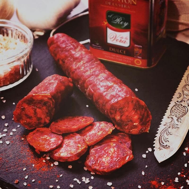 Yorkshire Chorizo - The Artisan Food Trail