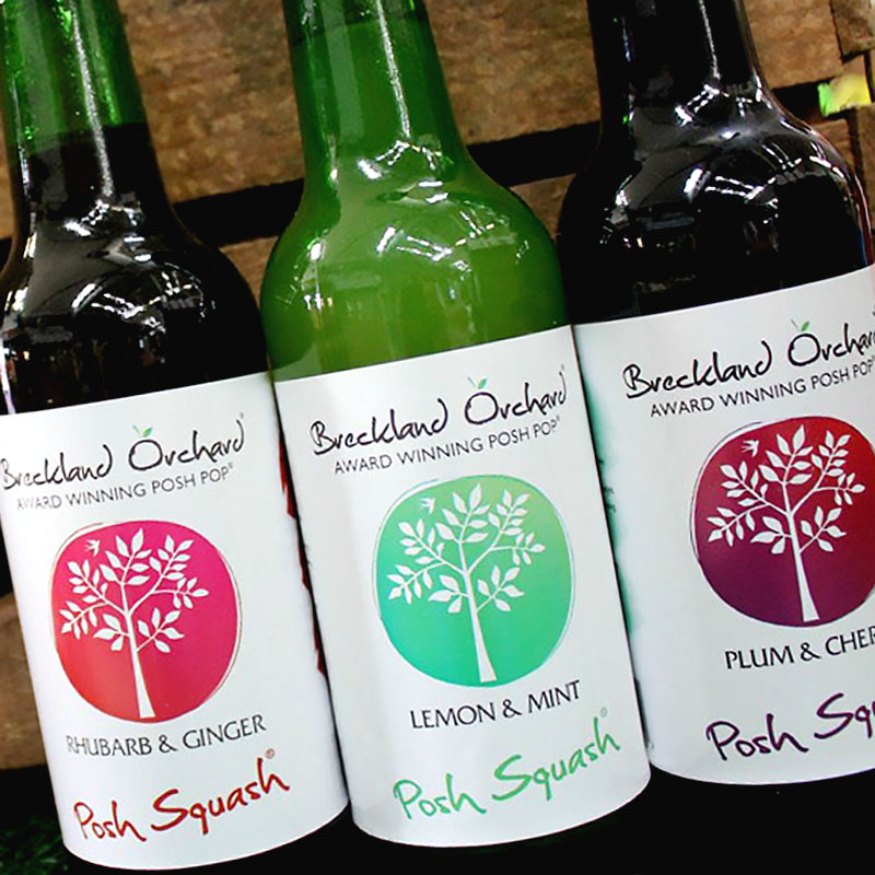 Breckland Orchard Posh Squash 2 - The Artisan Food Trail