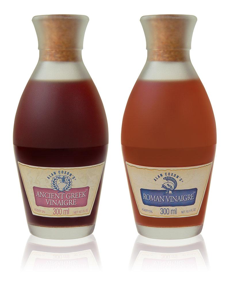 Alan Coxon vinegars 1 - The Artisan Food Trail