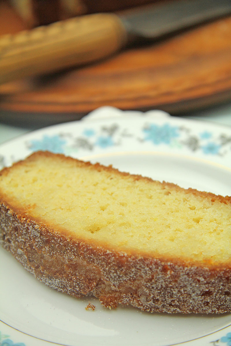 Lemon Loaf Cake Recipe – The Artisan Food Trail