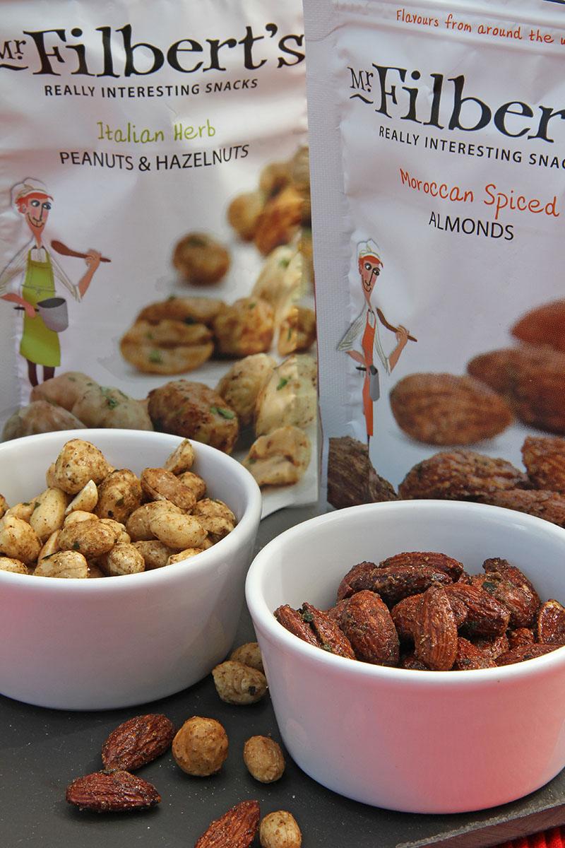 Mr Filbert's Nuts 1 - The Artisan Food Trail