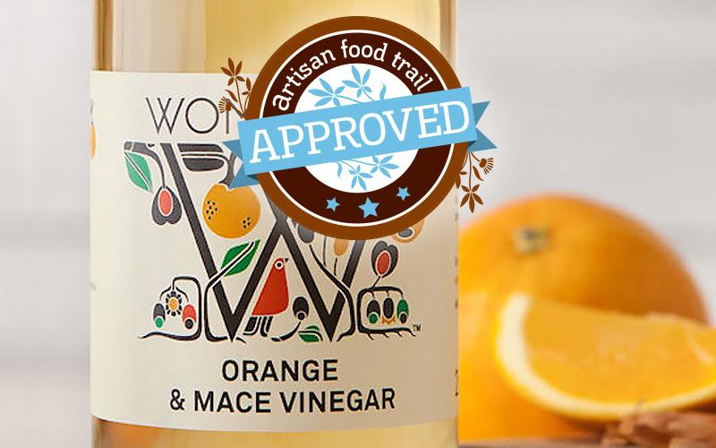 Approved: Womersley's Orange & Mace Vinegar