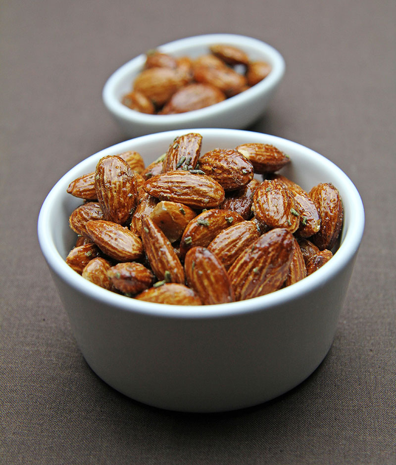 French Rosemary Almonds – Mr Filbert's 1 - The Artisan Food Trail