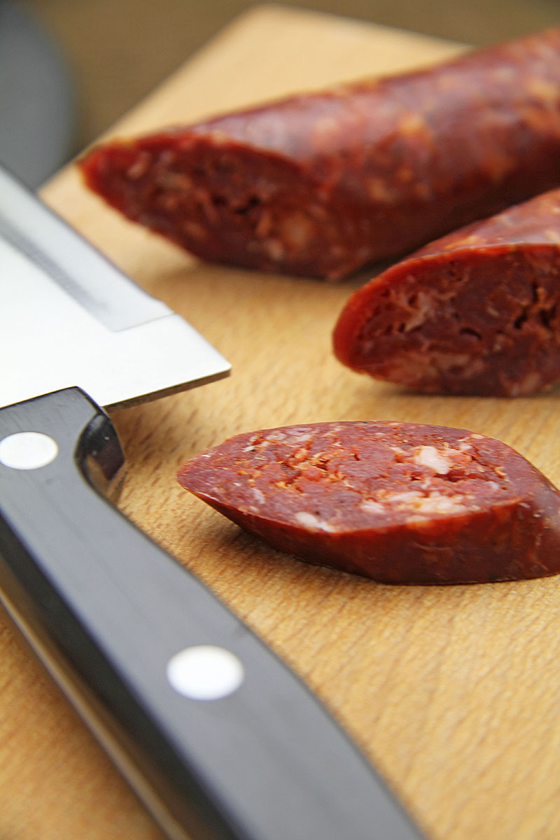 venison pork chorizo – Great Glen Charcuterie 1 - The Artisan Food Trail
