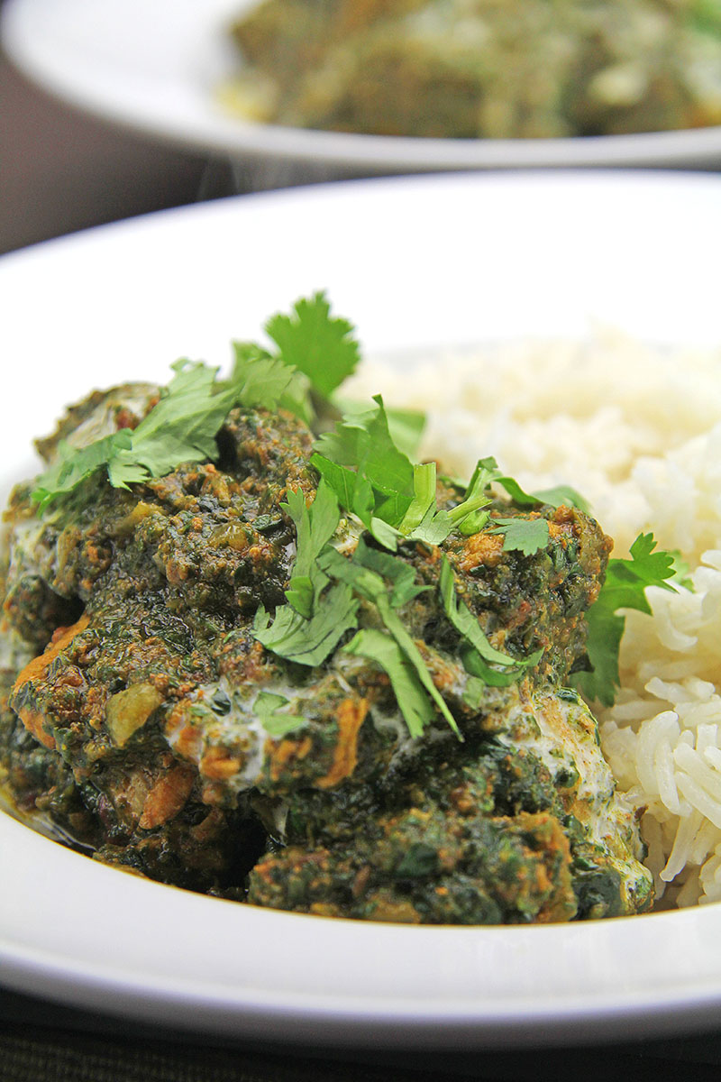Chicken & Spinach Curry – Artisan Food Trail