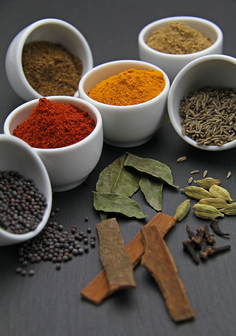Indian spices from spice kitchen are artisan food trail for Artisan indian cuisine