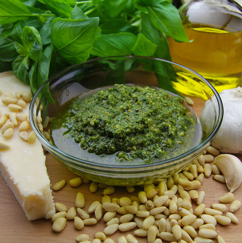 Basil Pesto – The Hungry Guest 1 - The Artisan Food Trail