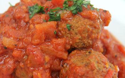 Recipe: Moroccan Style Meatballs