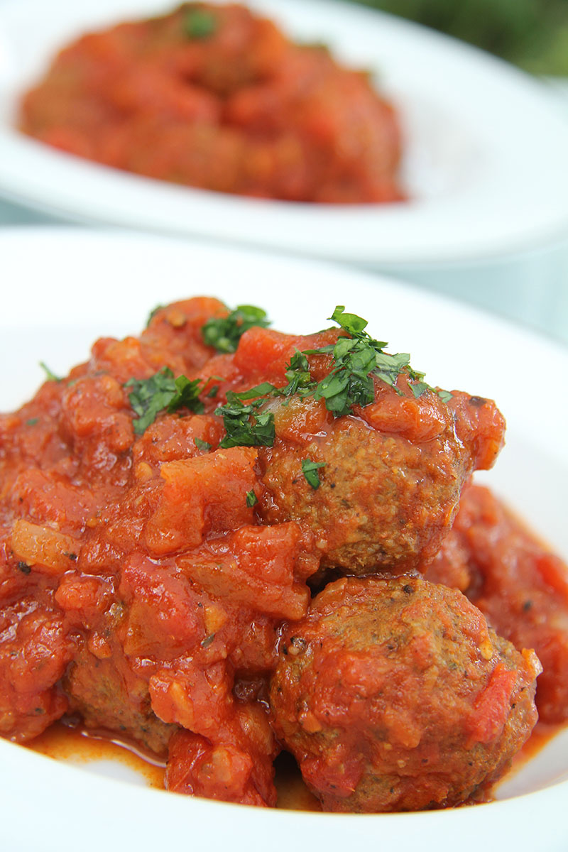 Moroccan Style Meatballs recipe – The Artisan Food Trail