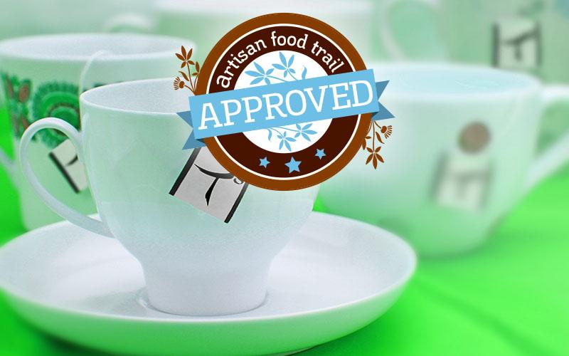 A refreshing change: Tg hot green teas