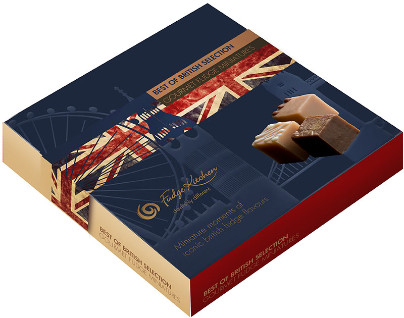 Best of British Fudge 1 – Fudge Kitchen - The Artisan Food Trail