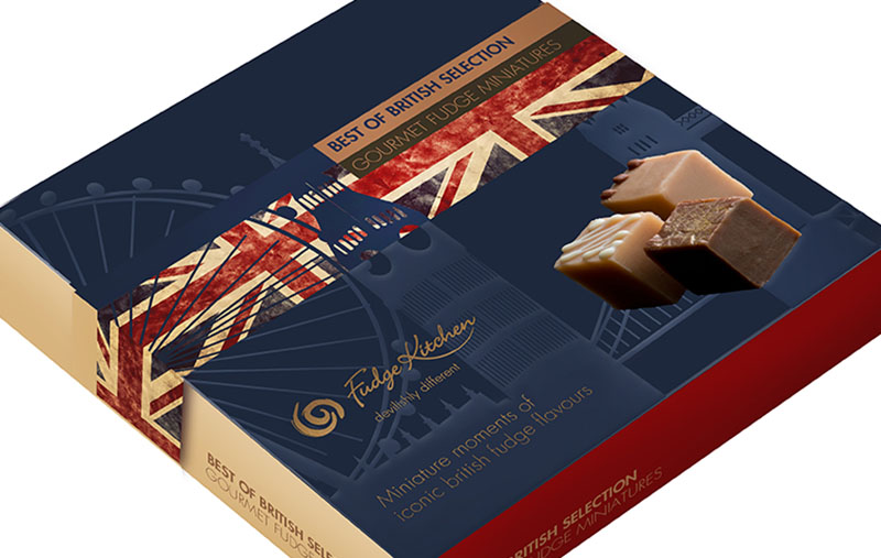 Flying the flag for British confectionery