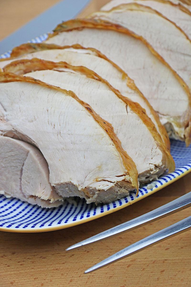 Free Range Turkey – Morton's Traditional Taste 1 - The Artisan Food Trail