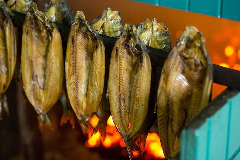 Blog 2 J Lawrie & Sons (Jaffy's) Kippers - The Artisan Food Trail