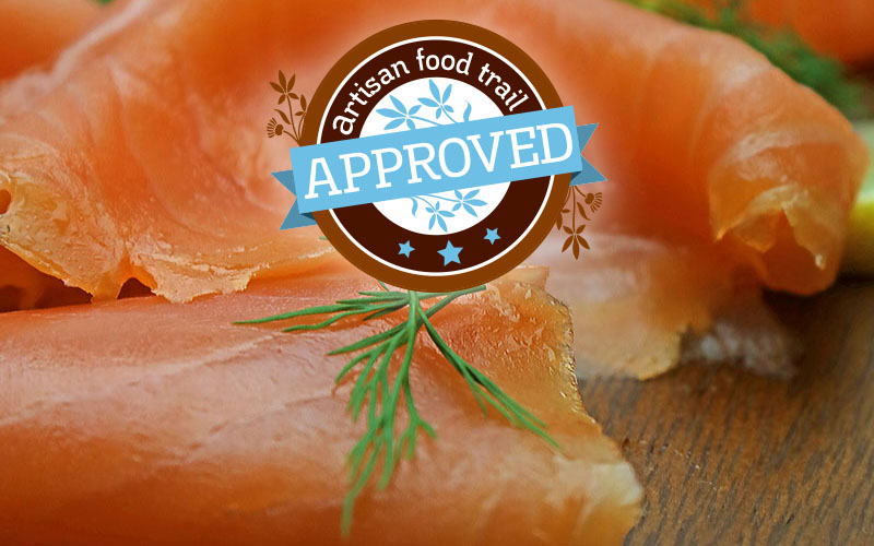 Smoked salmon leaps ahead