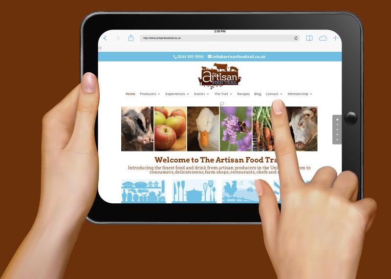 Blog 1 AFT Website - The Artisan Food Trail