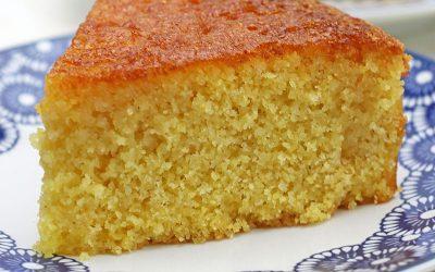 Recipe: Blood Orange & Cardamom Cake