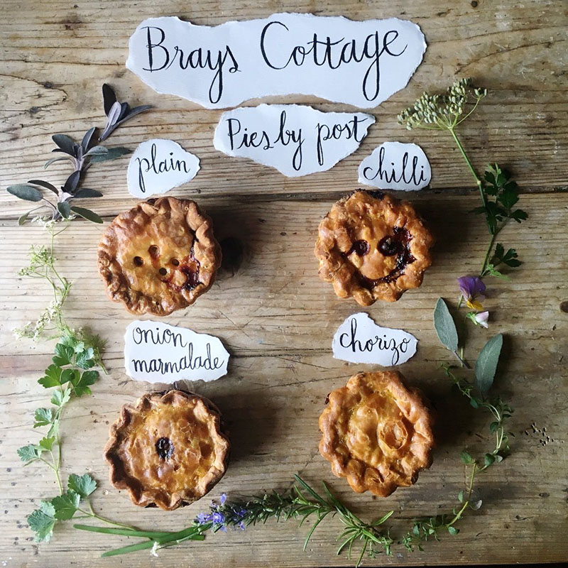 Blog 4 British Pie Week 2017 – Brays Cottage - The Artisan Food Trail