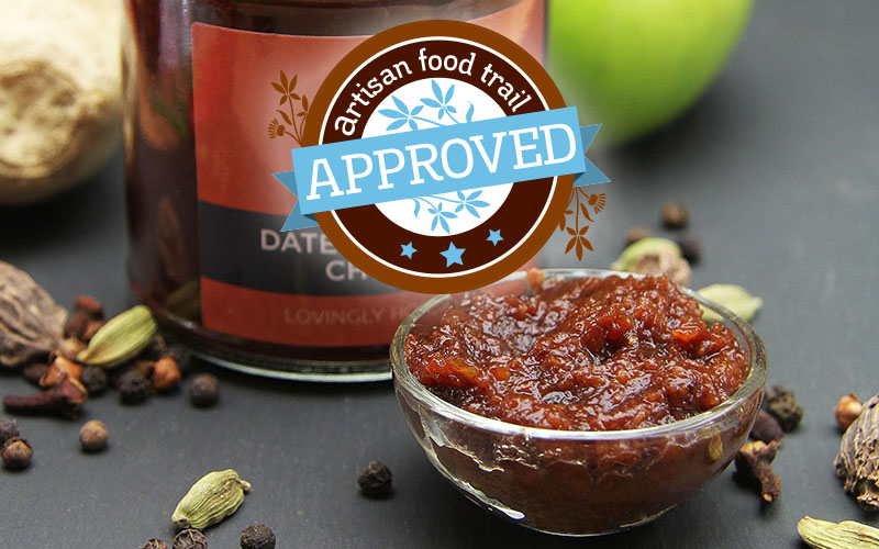 Hibiscus Lily's superb spicy, sticky, tangy chutney