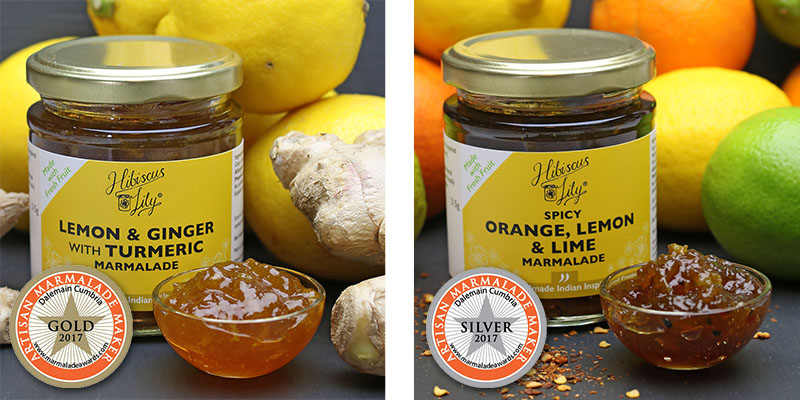 Marmalade Awards 2017 winner- Hibiscus Lily - The Artisan Food Trail