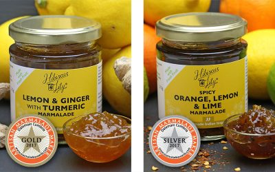 Hibiscus Lily is a Marmalade Awards 2017 winner