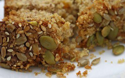 Recipe: Honey & Apricot Oat Cake