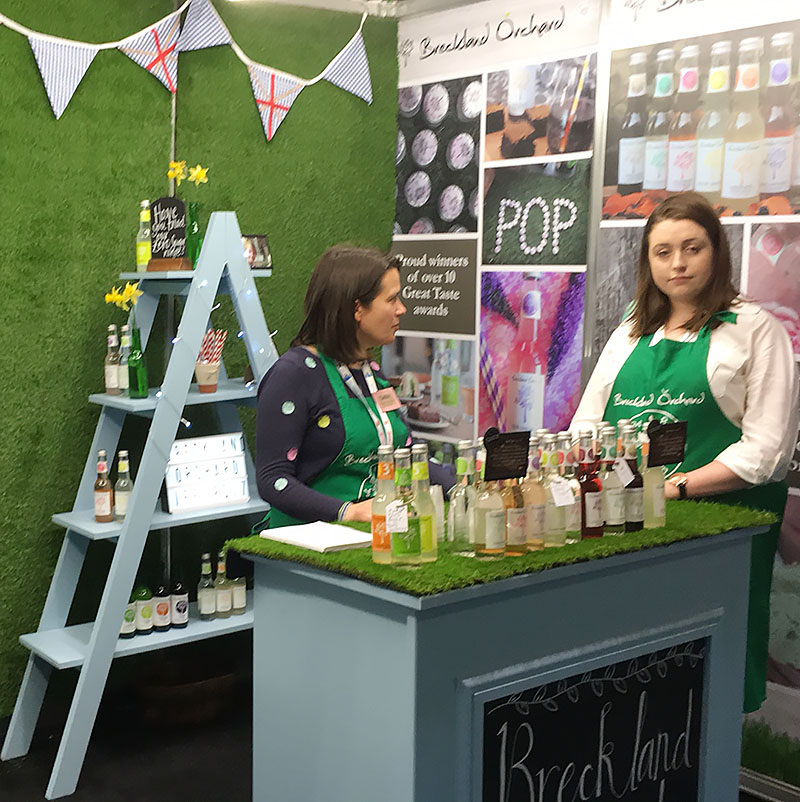 IFE 2017 Breckland Orchard - The Artisan Food Trail