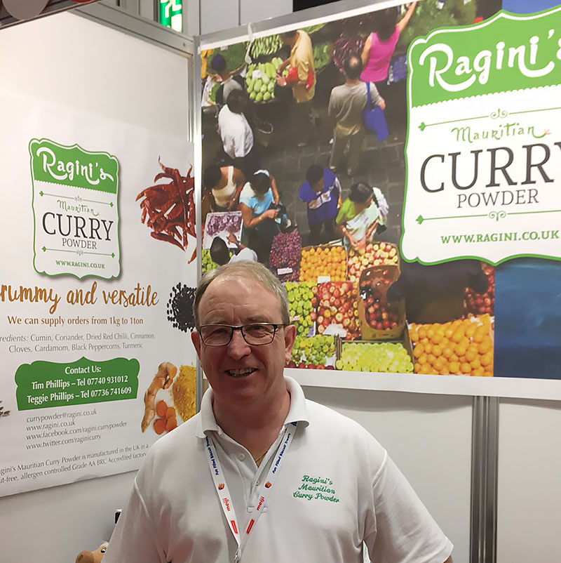 IFE 2017 Raginis Mauritian Curry Powder - The Artisan Food Trail