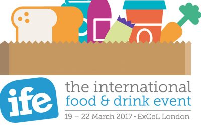 IFE 2017: The Artisan Food Trail visits the event