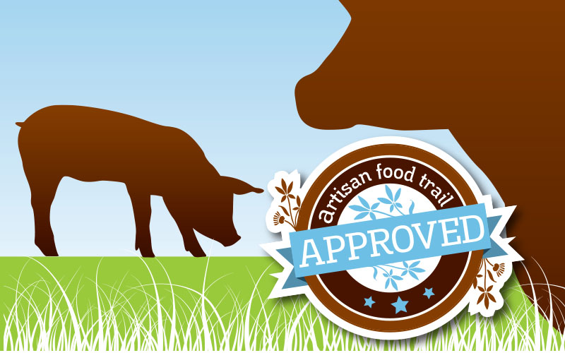 Getting your food and drink products Artisan Food Trail Approved