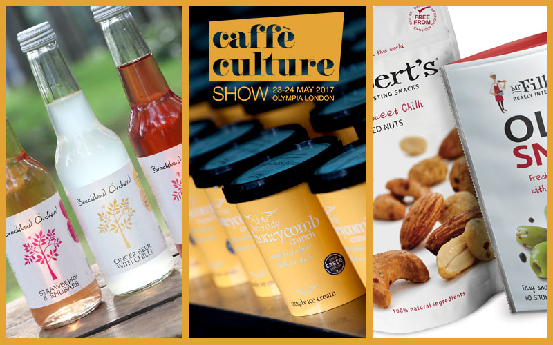 Artisan Food Trail Members exhibiting at Caffè Culture Show 2017