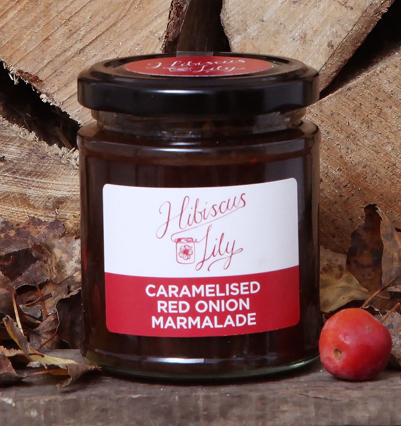 Red Onion Marmalade - The Artisan Food Trail