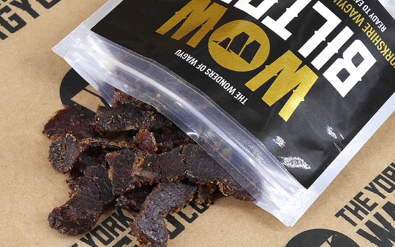 Yorkshire Wagyu Competition: Win packs of Paleo Sliced Original Biltong