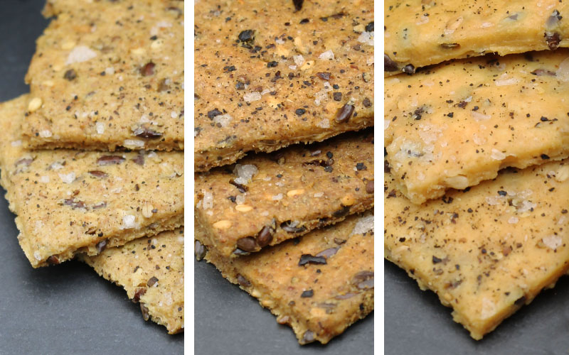 Highland Crackers – Seeded Crackers 1 - The Artisan Food Trail