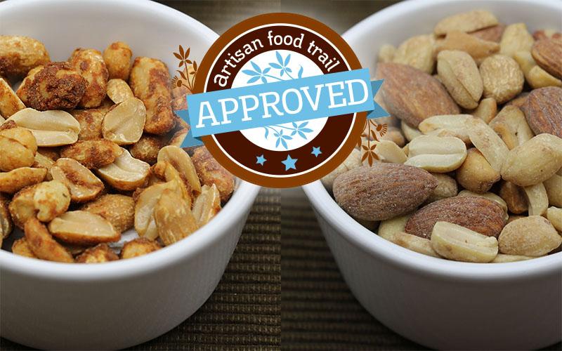 New varieties of Mr Filbert's nuts put to the taste
