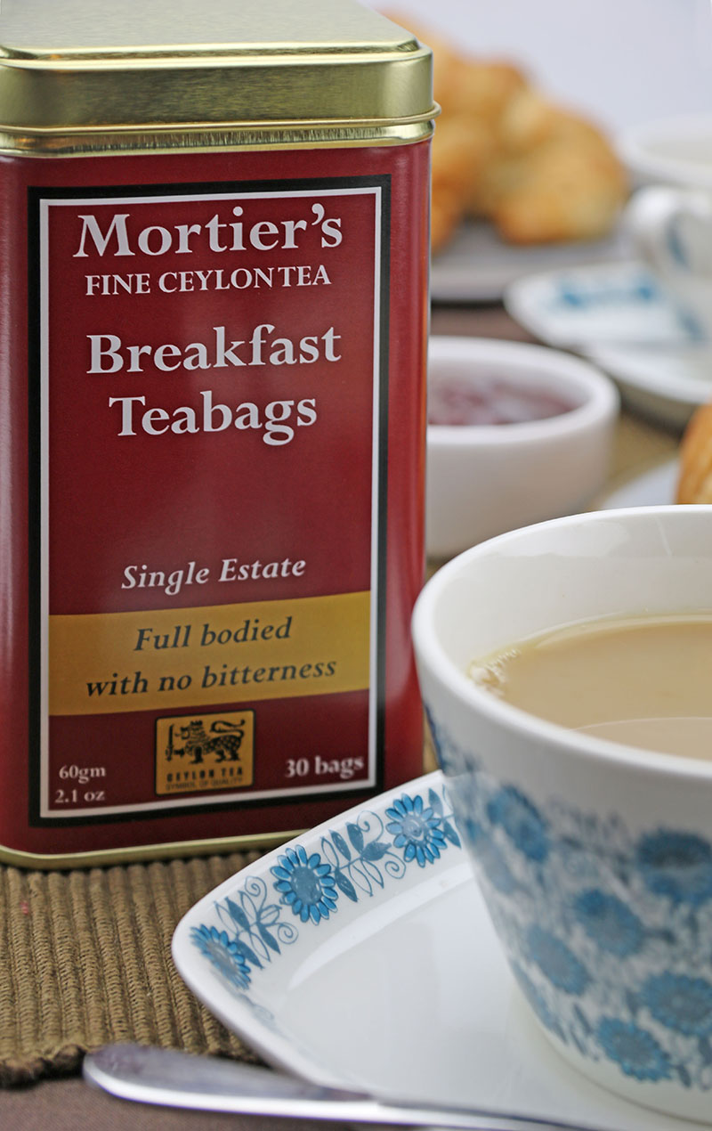 Mortiers Breakfast Teabags 2 - The Artisan Food Trail