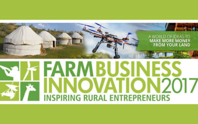 Artisan Food Trail are proud supporters of the Farm Business Innovation show 2017