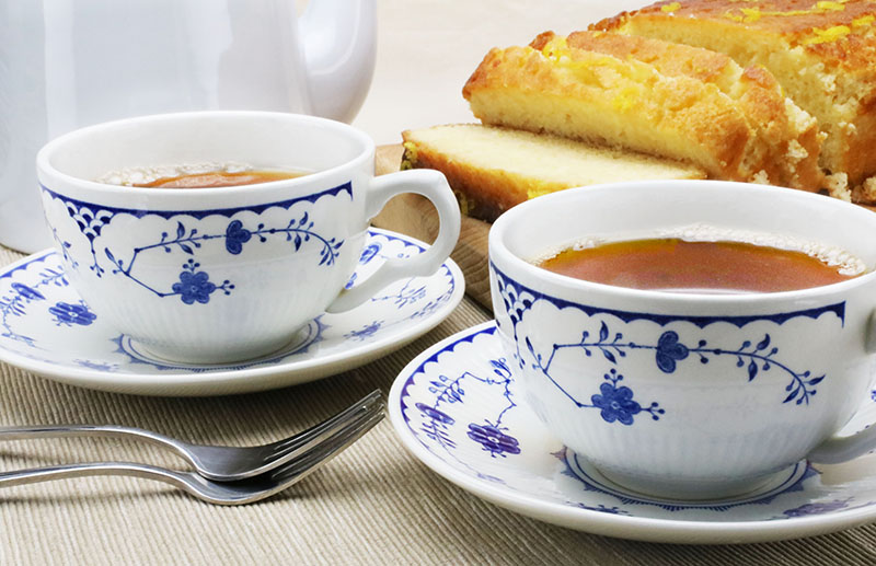 Earl Grey Teabags – Mortier's Fine Tea - The Artisan Food Trail