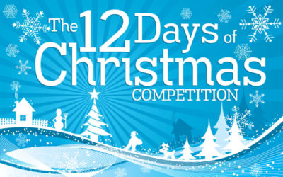 12 Days of Christmas Competition