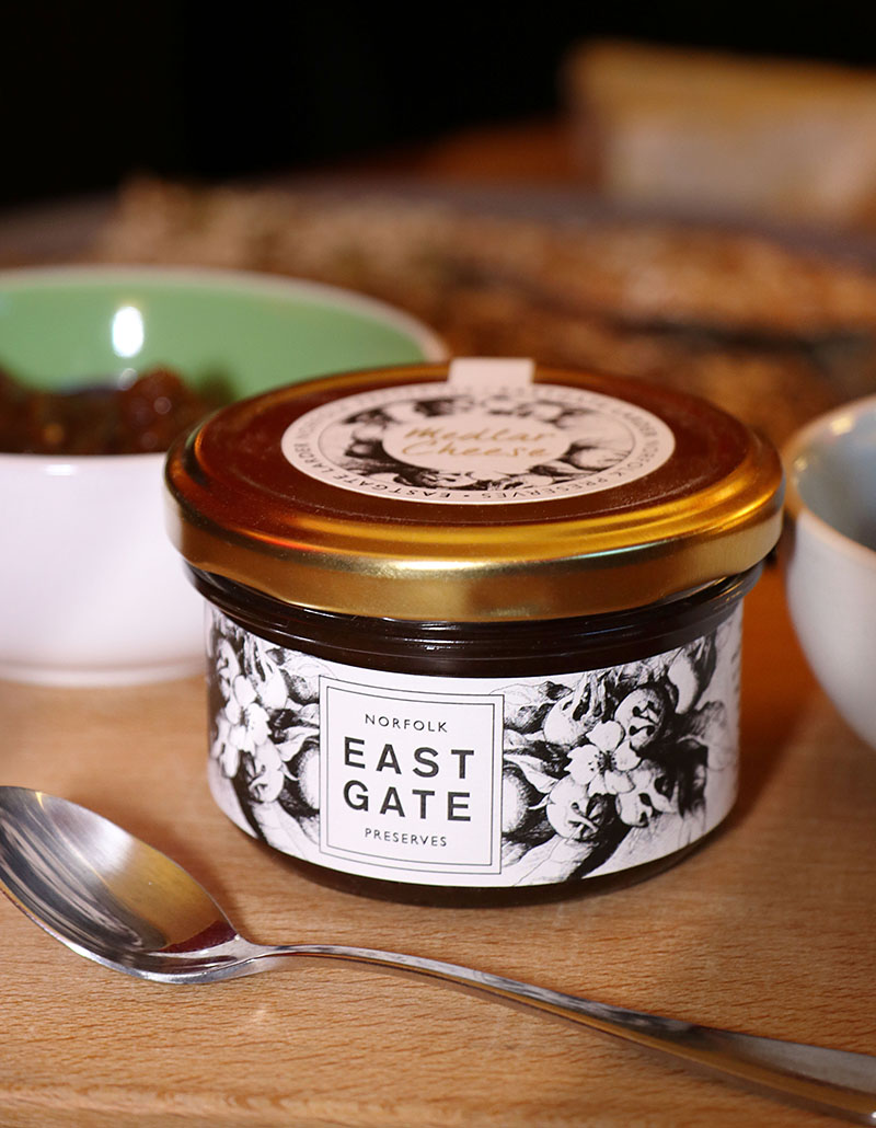Medlar Preserves – The Artisan Food Trail – Medlar Cheese