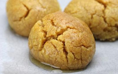 Recipe: Persian Honey Cakes