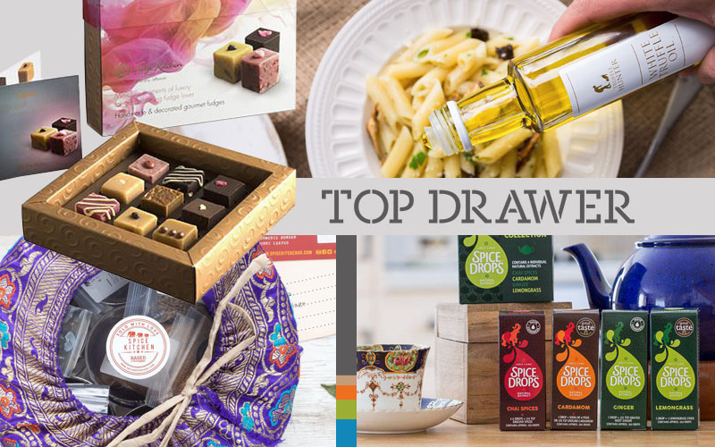Meet Artisan Food Trail members exhibiting at Top Drawer 2018