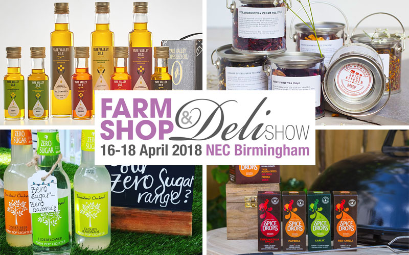 Farm Shop & Deli Show 2018 - The Artisan Food Trail