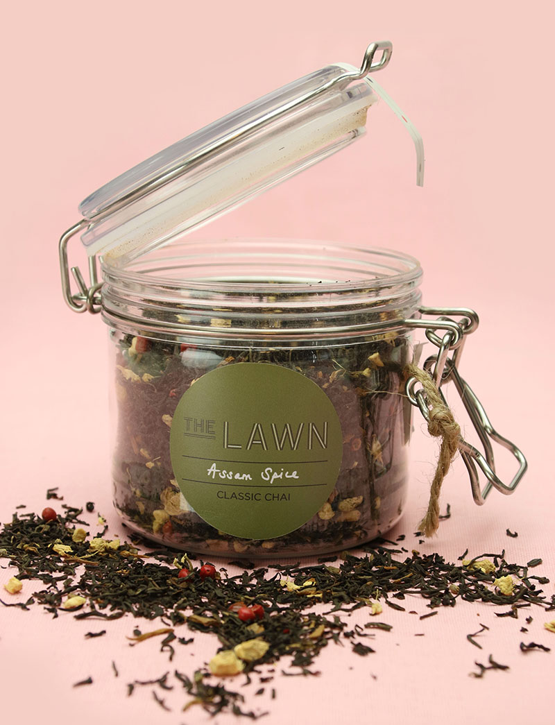 Lawn Collection loose tea 01 – The Artisan Food Trail