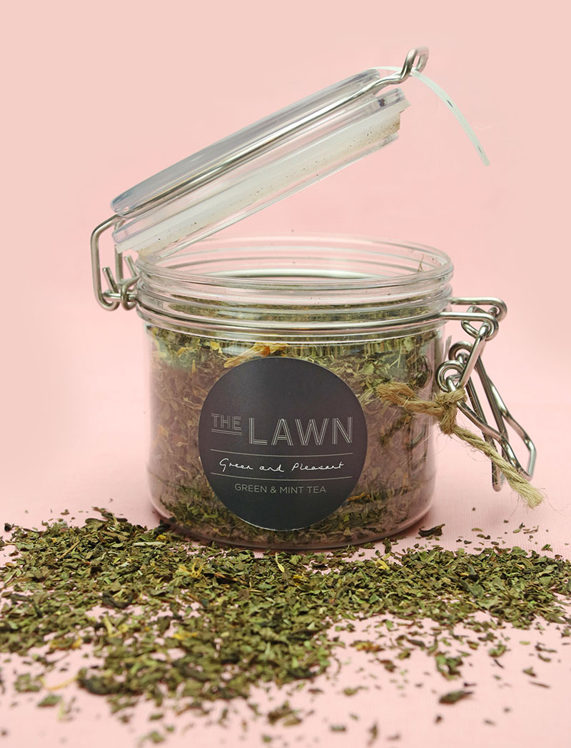 Lawn Collection loose tea 02 – The Artisan Food Trail