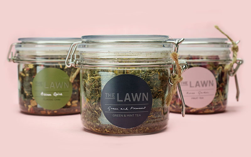 Lawn Collection loose tea – The Artisan Food Trail
