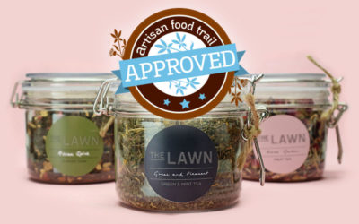 Love your teapot with Lawn Collection loose tea