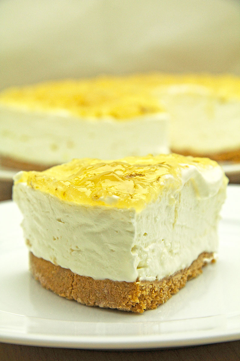 Marmalade Cheesecake recipe 2 – The Artisan Food Trail